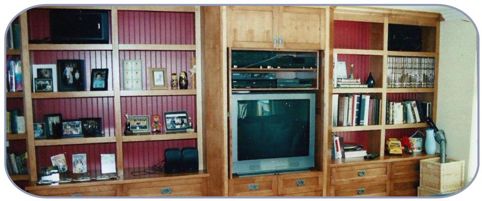 Wall unit Vancouver